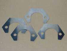 4x Einstellscheibe Einspritzpumpe für Deutz F1L514 F1M414 F2M 414 Distanzscheibe
