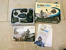 CARDO Scala Rider Solo