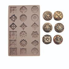 CURIO TRINKETS RE-DESIGN Prima Decor Moulds Molds Food Safe Resin  #638856