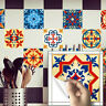 20 PCS DIY TRADITIONAL TRANSFER SELF-ADHESIVE BATHROOM KITCHEN WALL TILE STICKER