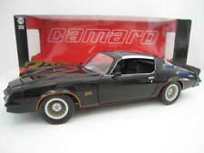 Chevrolet Camaro Z28  in schwarz  1978  Greenlight  Limitiert  1:18  OVP  NEU