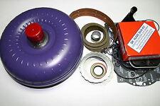 4L60E Master Rebuild Kit Torque Converter Transgo Shift Kit 4L60-E Transmission
