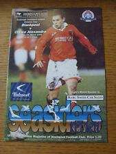 07/03/1995 Blackpool v Crewe Alexandra  (No obvious faults)