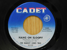 The Ramsey Lewis Trio 45 Hang On Sloopy / Movin' Easy ~ Cadet VG++