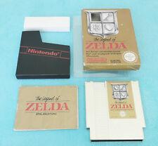 NINTENDO NES - The Legend of Zelda - OVP - PAL - Placeholder