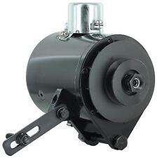 Powermaster 82001 Ford PowerGEN Model A Alternator Black 90 Amp