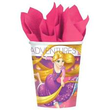 Rapunzel Tangled Dream Big Birthday Party 9 oz Paper Cups NEW
