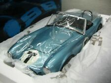 WOW EXTREMELY RARE AC Shelby Cobra 260 T Roadster 1962 Driving School 1:18 Exoto