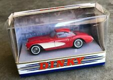 DINKY COLLECTION Matchbox DY-23 1956 Chevrolet Corvette NEW in BOX