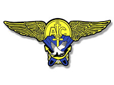 3x5 inch SAR Wings Shaped Navy Surface Rescue Swimmer Sticker - logo insignia us