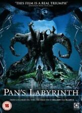 Pan's Labyrinth 5060034579618 With Doug Jones DVD Region 2