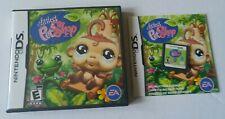 Littlest Pet Shop Jungle Nintendo DS complete