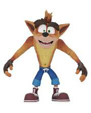 """Crash Bandicoot 7"""" Scale Action Figure by NECA with Crate Replica"""