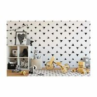 Original wall deco Mural sticker children's room nursery DAYCARE geometric