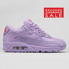 BNIB Womens Nike Air Max 90 QS Paris Macaron Purple Trainer size 6 7