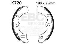 FIT KAWASAKI KAF 620 A1/A2/A3/A6 (Mule 2510)  EBC Plain Shoe Rear Left