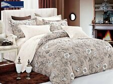 SHACHA King Size Bed Duvet/Doona/Quilt Cover Set Brand New