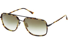 Authentic DITA Avocet-Two Matte Tokyo Tortoise / G-15 -Gold Flash-AR *NEW* 58mm