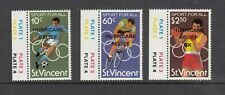 ST VINCENT HURRICANE RELIEF STAMPS UNUSED MNH .Rfno.J71.