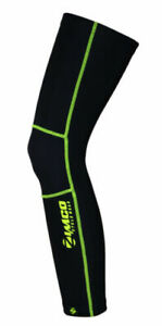 Zimco Cycling Leg Warmers Thermal Fleece Size L