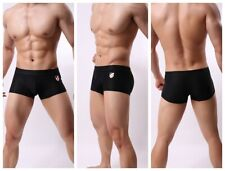 BRAVE PERSON men's underwear solid color boxer briefs panties Casual shorts