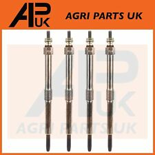 4 X Massey Ferguson 5425 5435 5445 5455 5460 Tractor Pre-heat Heater Glow plugs