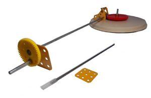 Turntable Manual Drive Kit for 00 gauge or N gauge Peco Turntable