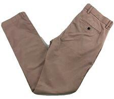 Gap Mens Slim Fit Pants Size 32x34 Rose