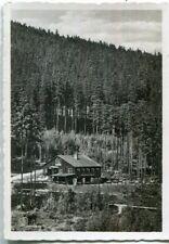 Kauffoto Waldbaude BAD FLINSBERG /SWIERADÓW-ZDRÓJ um 1930