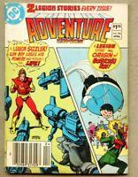 Adventure Comics #498-1983 fn+ 6.5 Digest / Legion of Super-Heroes Superboy