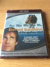 New Hd Dvd Eternal Sunshine Of A Spotless Mind Rare Import Disk. Not A Blu-Ray.