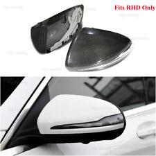 RHD Mirror Cover For Mercedes-Benz W205 X205 W213 W222 W238 C63 S63 E63 AMG 14+