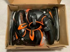 Nitro adjustable youth ice skates sizes 4-7