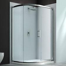 Merlyn 6 Series Single Offset Quadrant Shower Enclosure 1000mm X 800mm