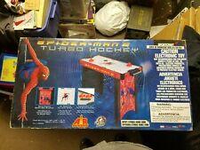 2004 Sportcraft SPIDER-MAN 2 Turbo Hockey New Open Box