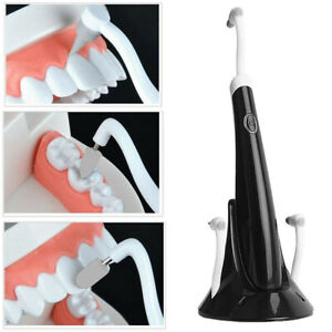 Sonic Dental Whitening Burnisher Polisher Teeth Stain Eraser Plaque Remover Sets