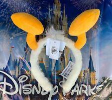 Disney Parks Donald Duck Feet Legs Tail Ear Headband Authentic New