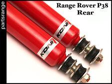 Range Rover P38 Koni Dampers Rear Pair Chassis Shock Absorbers 30-1597 Genuine