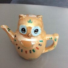China Owl teapot made in Japan