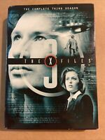 The X-Files - The Complete Third Season 6-disc Set Canadian Edition