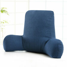 Office Reading Pillow Back Rest Lumbar Support Arm Seat Lounger Cushion Backrest