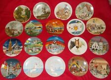 POOLE PLATES VARIOUS INCLUDING ART DECO / SCENES / SEASONS ETC - SELECT PLATE