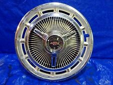 "1965 1966 Chevy Impala  14""  Super Sport spinner hubcap wheel cover"