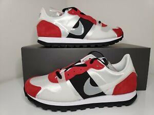 Women's Nike V-Love O.X. 101 Size 11 US White/Red/Black (AR4269) Casual Shoe