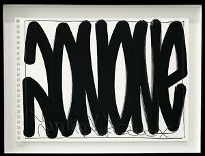 Jonone  - Oeuvre originale  - 40 x 50 cm - COA - whatson banksy obey cope2 156