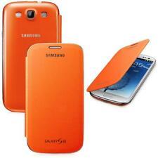 Genuine Samsung FLIP CASE GALAXY S 3 III GT i9300 original smart phone cover OR