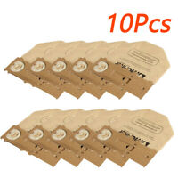10Pcs Disposable Vacuum Cleaner Dust Bag For Vorwerk Kobold 130 131 EB 350 351