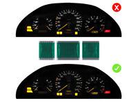 LETRONIX Mercedes Benz Tacho Multifunktions Display Pixel Reparatur Folie
