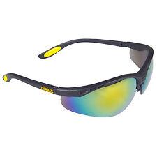 Dewalt DPG58-6C Reinforcer Fire Mirror High Performance Protective Safety Glasse