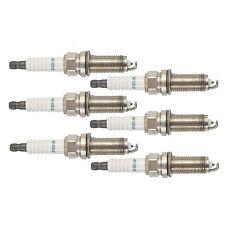 For BMW E60 Cadillac STS Set of 6 Spark Plugs Denso Iridium Long Life SK20HR11